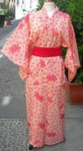 kimono estivo