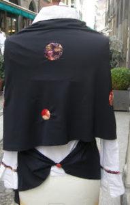 sciarpa indossabile