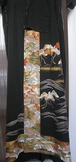 kimono tomesode karieba