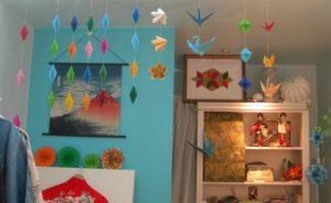 origami appesi
