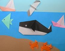 origami di mare