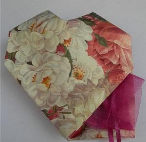 origami fiore di loto