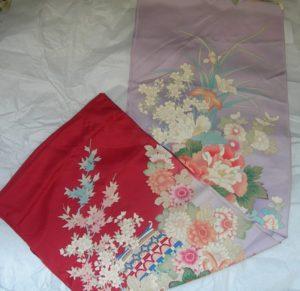 maniche di kimono