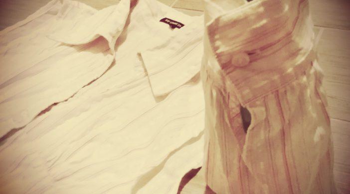 Camicia riciclata