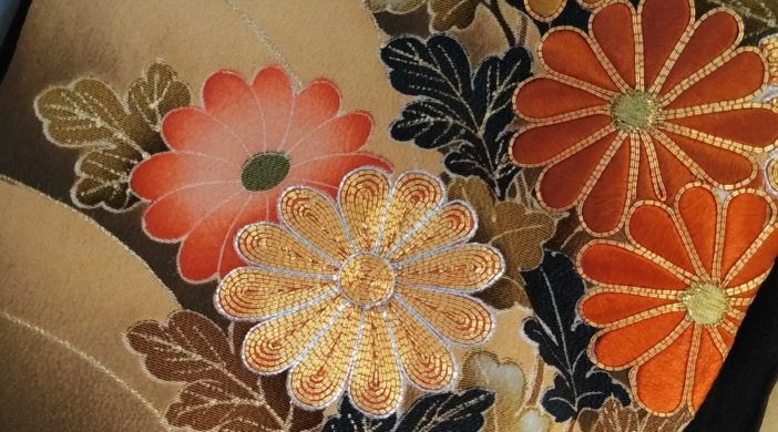 Stoffa kimono giapponese