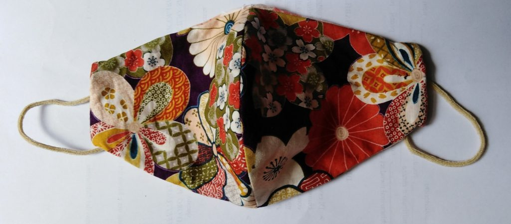 mascherina in cotone giapponese