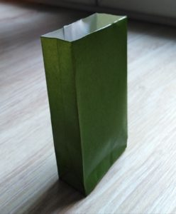 bustina da origami