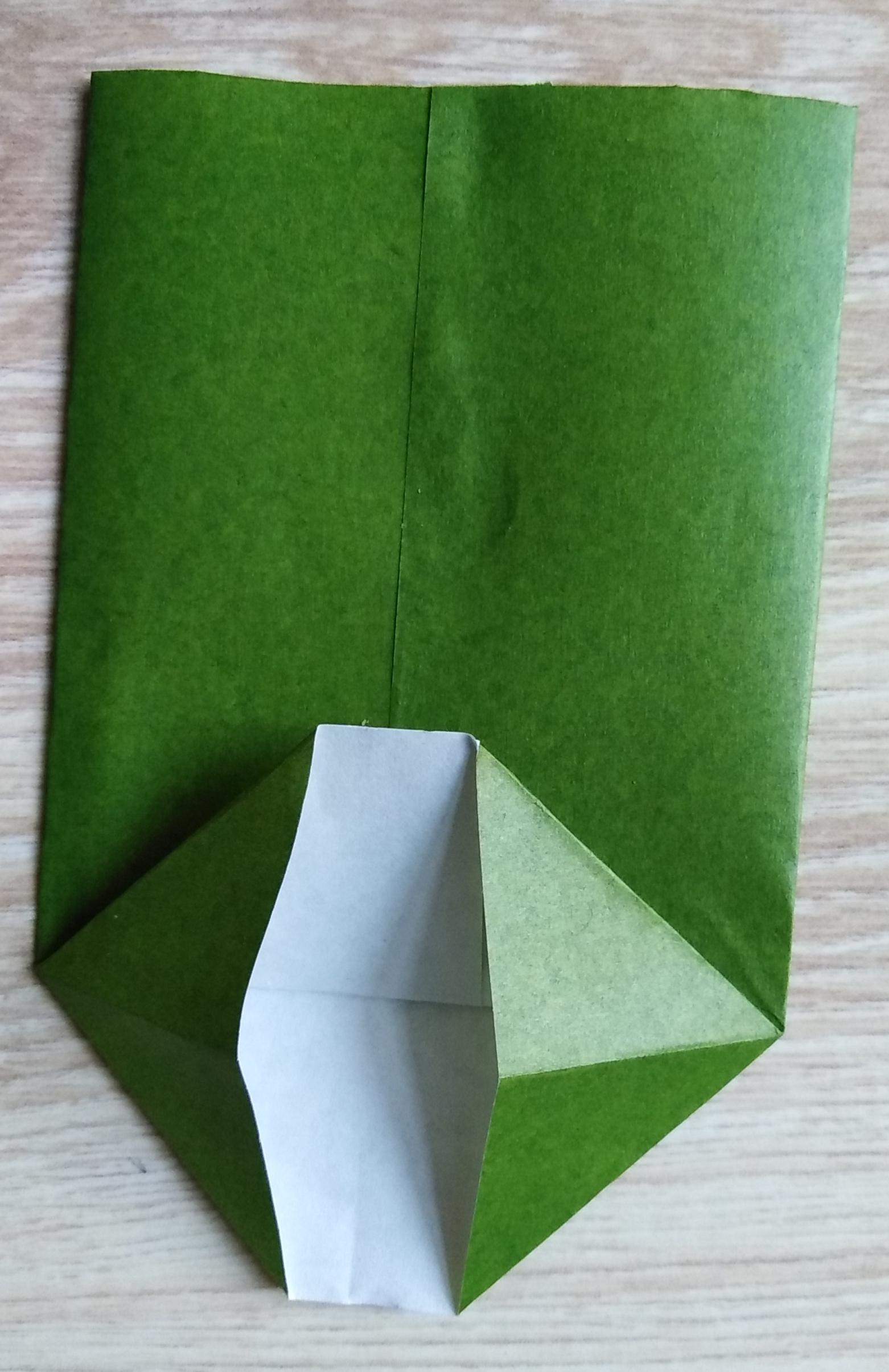busta origami