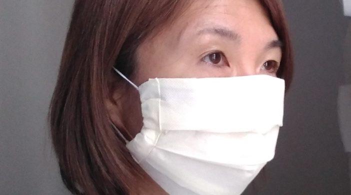 mascherina da tovagliolo