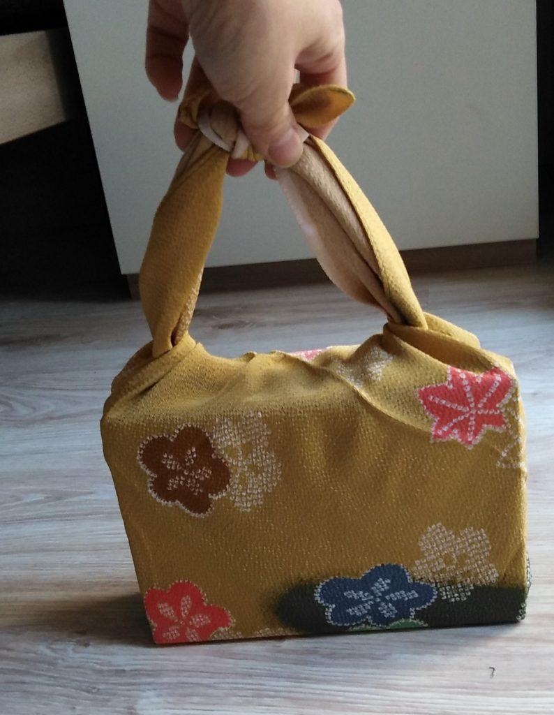 furoshiki pacchetto finito