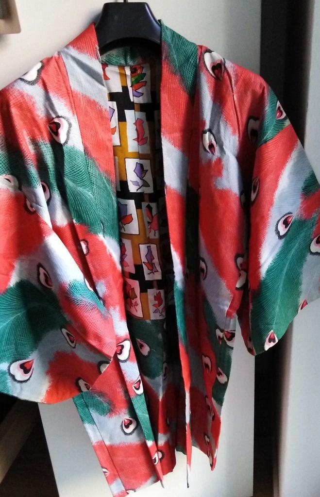 Kimono corto Haori, per donna