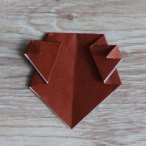 origami orsetto 5