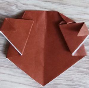 origami orsetto 6