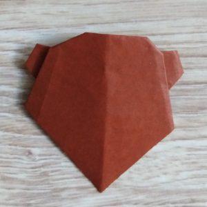 origami orsetto 7