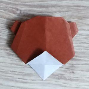 origami orsetto 8