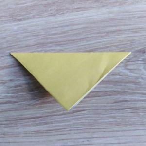 Origami tigro 1