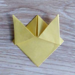 Origami tigra 3