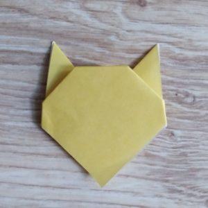 Origami tigra 5-2
