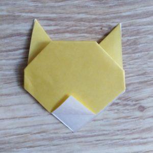 origami tigra 6