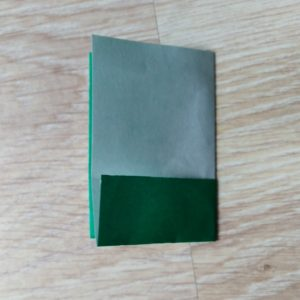 origami cuore 3