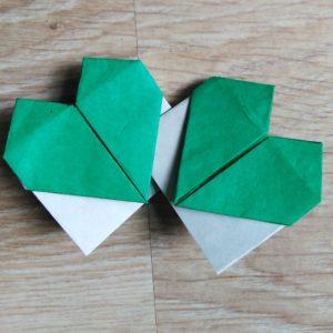 origami quadrifogli 1