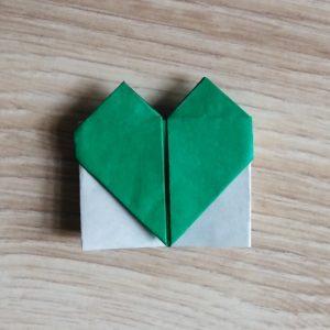 origami cuore pronto 1