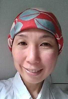 Furoshiki come cappellino 1