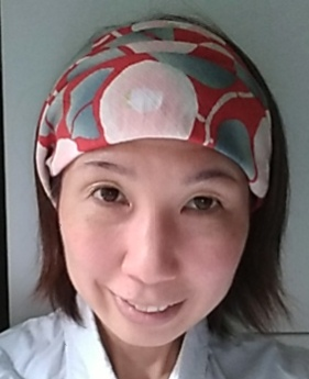 Furoshiki come fascia 2