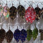orecchini origami