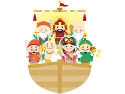 barca di tesoro- takarabune