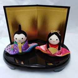 bambole Hina, principe e principessa
