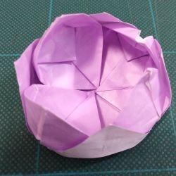 origami fiori di loto