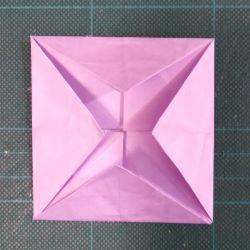 origami fiore di loto 2