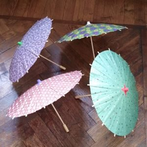 ombrelli di carta