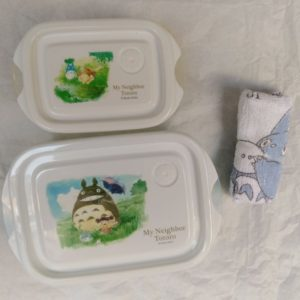 contenitore set Totoro