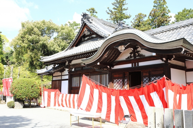 festa al tempio