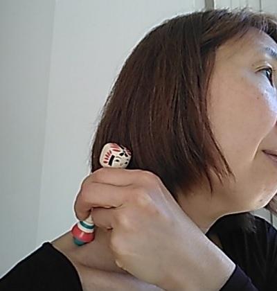 Kokeshi per massaggio Shiatsu