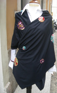 sciarpa kimono
