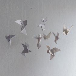 origami colombe
